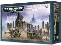 Warhammer 40,000: Astra Militarum Cadian Heavy Weapon Squad